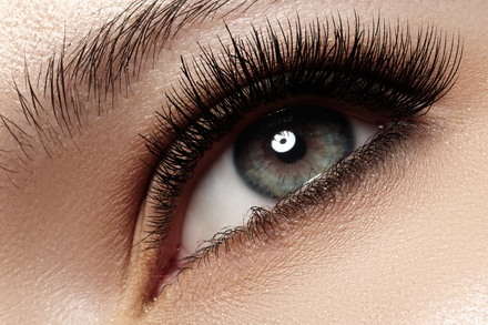 Eyelash Extensions with Optional Two-Week Touchup at Essential Spa (Up to 67% Off)