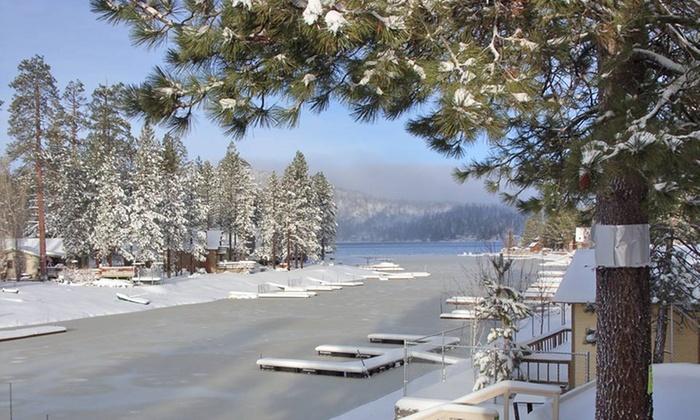 Big Bear Lake Mallard Bay Resort - Big Bear Lake, CA: 2-Night Stay at Big Bear Lake Mallard Bay Resort in Big Bear Lake, CA
