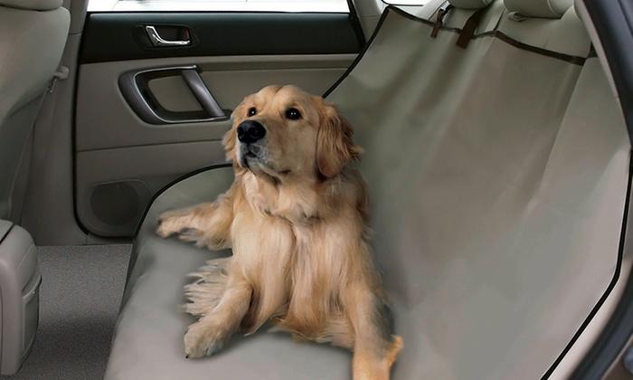 Pet Store Waterproof Seat Cover