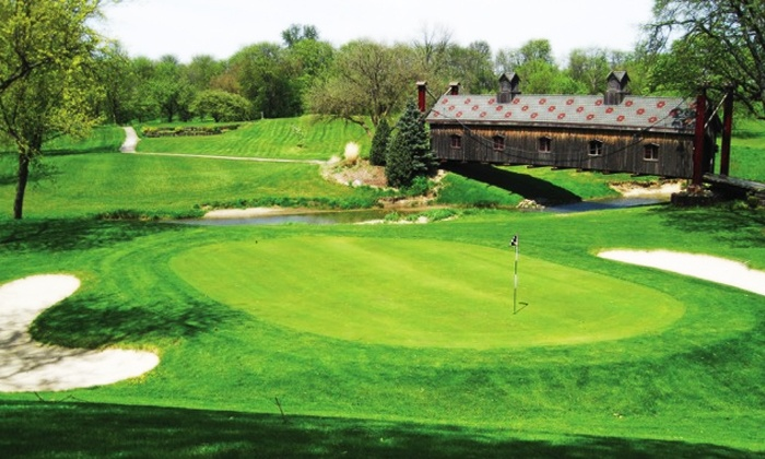 Twin Creeks Golf Course and The Eastwood Golf Course & Restaurant - Multiple Locations: Golf Round for 1, 2, or 4 at Twin Creeks Golf Course and The Eastwood Golf Course & Restaurant (Up to 52% Off)