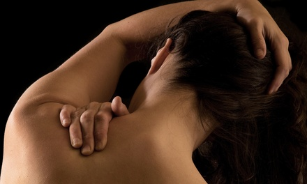 $25 for a One-Hour Massage, Chiropractic Exam, and X-rays at North Ogden Chiropractic ($150 Value)