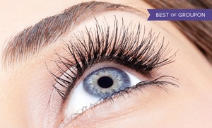 New Looks Wellness Spa and Salon: Eyelash Extensions with Option of Fill at New Looks Wellness Spa and Salon (Up to 64% Off)