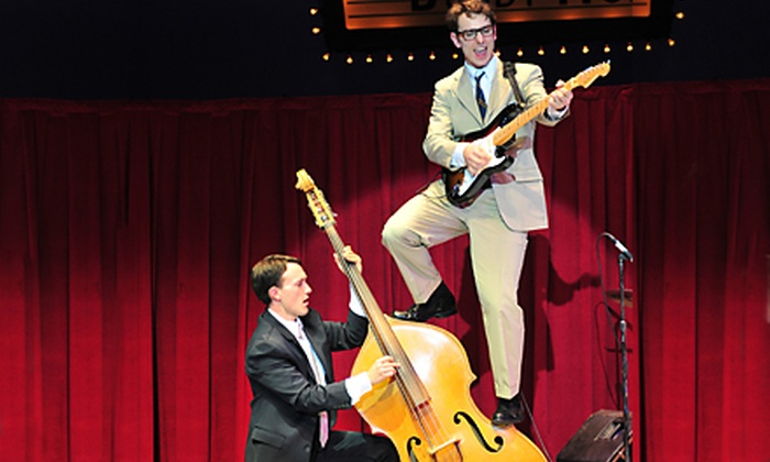 """Buddy, The Buddy Holly Story"" - Ogunquit Playhouse: ""Buddy: The Buddy Holly Story"" at Ogunquit Playhouse on October 6, 10, or 13 (Up to 45% Off)"