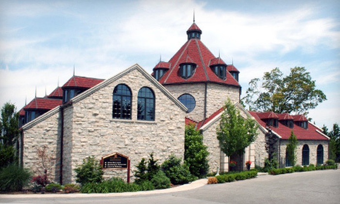 Konzelmann Estate Winery - Niagara On The Lake: Vineyard Tour for Two or Four at Konzelmann Estate Winery in Niagara-on-the-Lake (Up to 57% Off)