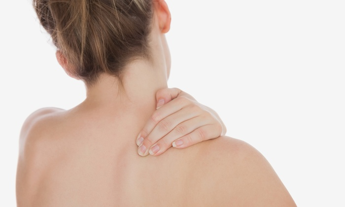 Bridgeport Mind & Body - Bridgeport: Three-Visit Chiropractic Treatment Package from Bridgeport Pain Control (65% Off)