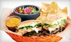 Up to 58% Off Tortas at Salsa Fiesta