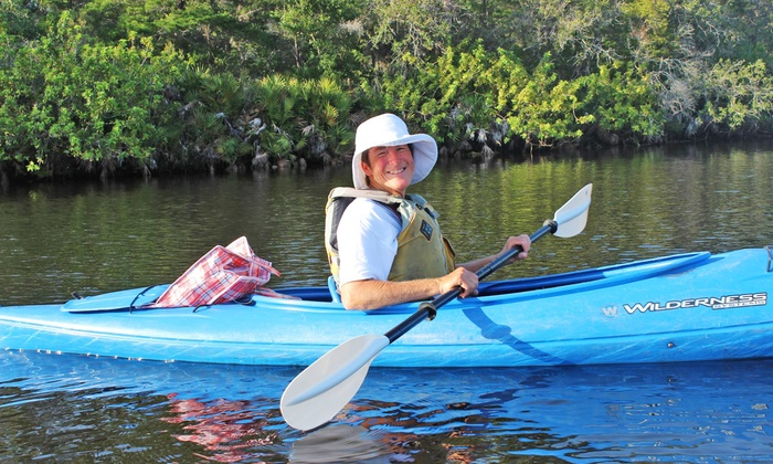 Nature Tours and More - Multiple Locations: Guided Kayak Tours and Rentals from Nature Tours and More (Up to 59% Off). Three Options Available.