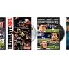 NFL 4-DVD Bundle