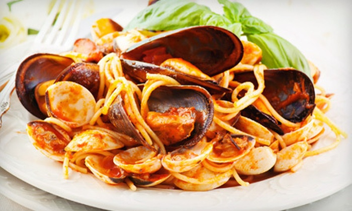 Aziago's Restaurant - Southington: $15 for $30 Worth of Italian Cuisine for Two or More People at Aziago's Restaurant