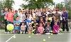 Parktennis - Cambridge: Four Tennis Training Sessions at Parktennis (63% Off)