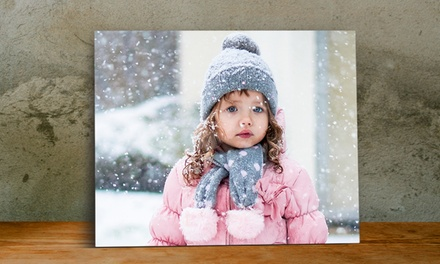 Custom Metal Photo Print for $6.99