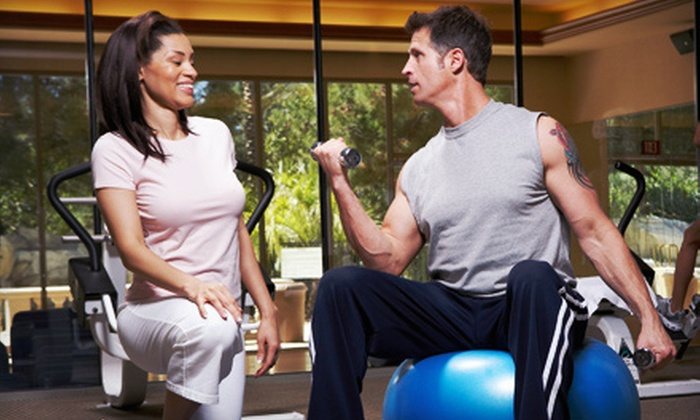 HD Fitness - Hoffman Estates: $125 for $250 Worth of Personal Fitness Programs at HD Fitness