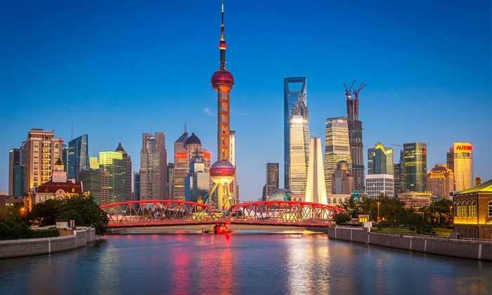 how to go from beijing to shanghai