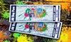 Paintball USA Tickets - Multiple Locations: 6 or 12 Open-Play Paintball Passes with Safety Gear and Gun from Paintball USA Tickets (Up to 86% Off)