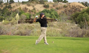 Ben Krug at Angeles National Golf Course: Nine-Hole Golf Lesson with PGA Professional  for One, Two, or Three from Ben Krug at Angeles National Golf Course (Up to 56% Off)