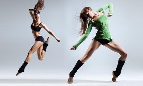 1 oder 2 Monate Yoga, Zumba, Pilates und mehr für 1 Person im Tanzstudio Nett und Friends ab 19,90 €