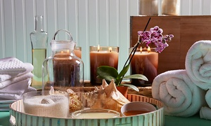 Restore Spa: 60- or 120-Minute Spa Package, Couples Massage, or Muscle Relief Massage at Restore Spa (Up to 61% Off)