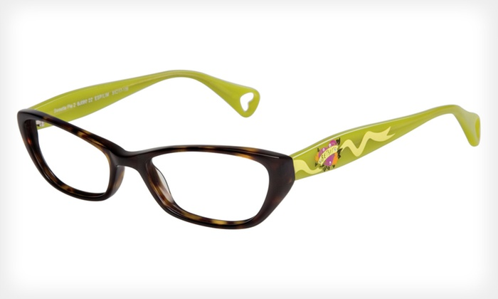 Sweetie Pie 2 Frames: $39 for Sweetie Pie 2 Optical Frames by Betsey Johnson ($195 List Price). Four Colors Available.