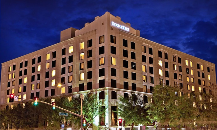 DoubleTree by Hilton Hotel Santa Ana - Orange County Airport - Sandpointe: One-, Two-, or Three-Night Stay at DoubleTree by Hilton Hotel Santa Ana – Orange County Airport in Santa Ana, CA
