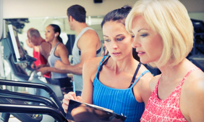 Koko FitClub - Multiple Locations: 8 or 15 Smartraining Fitness Sessions at Koko FitClub (Up to 59% Off)