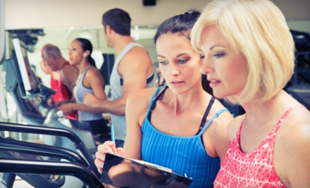 8 or 15 Smartraining Fitness Sessions at Koko FitClub (Up to 59% Off)