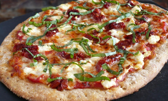 Pizza Fusion - Dilworth: $12 for $20 Worth of Pizza and Sandwiches at Pizza Fusion