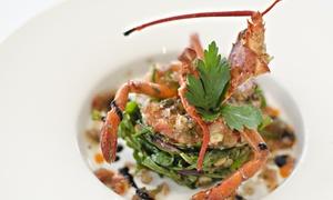Bulthaup: Menu gastronomique en 3 ou 5 services pour 2 ou 4 personnes dès 59€ au restaurant Bulthaup Woluwe