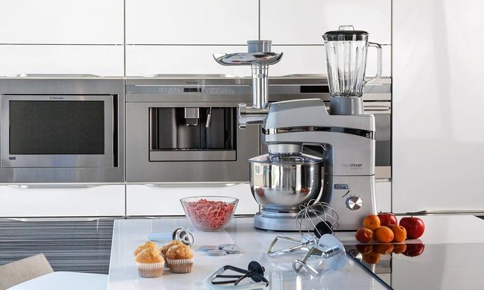 Robot de cuisine multifonction groupon for Robot cuisine multifonction