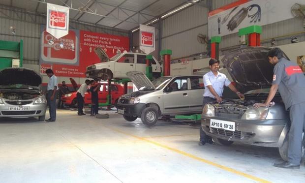 Car Wash Groupon Hyderabad