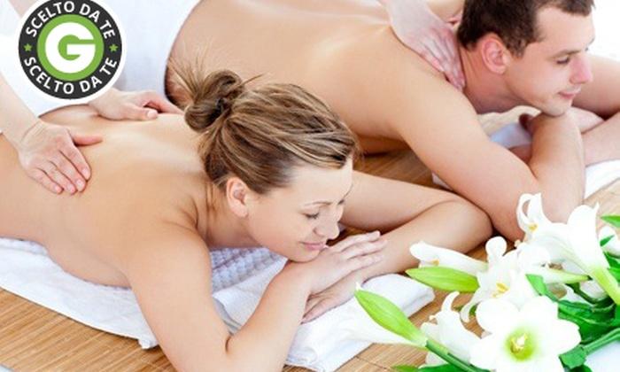 AQUAMARINA - Calci (PI): 3 massaggi a scelta con in più 3 trattamenti spa peeling massage da 29 € invece di 165