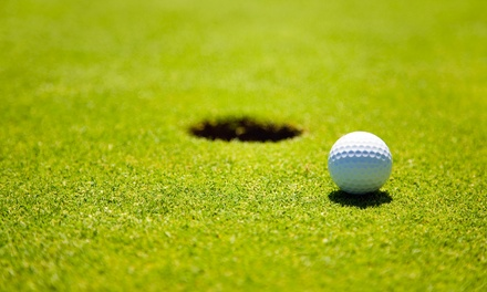 18-Hole Round of Golf for Two or Four with Cart at Ste. Genevieve Golf Club (Up to 51% Off)