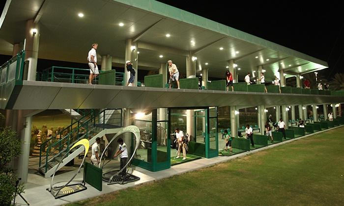 Abu Dhabi City Golf Club - Al Mushrif: Unlimited Golf practice starting from AED 30 at the Abu Dhabi City Golf Club