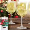 Up to 61% Off Engraved Wine Glasses