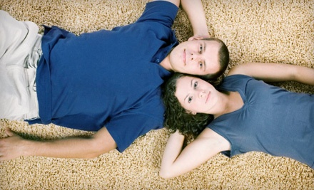 Carpet Cleaning in Three Rooms Up to 800 Square Feet Total  - Steamy Solutions in
