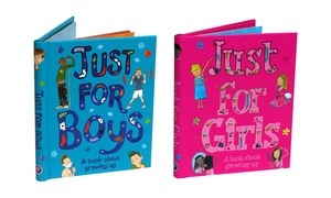 Just for Boys or Just for Girls: A Book About Growing Up at Just for Boys or Just for Girls: A Book About Growing Up, plus 9.0% Cash Back from Ebates.