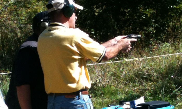 Firearm Safety and Security Training LLC. - Stamping Ground: Ohio Concealed-Carry and Pistol Class for One or Two at Firearm Safety and Security Training LLC (Up to 50% Off)