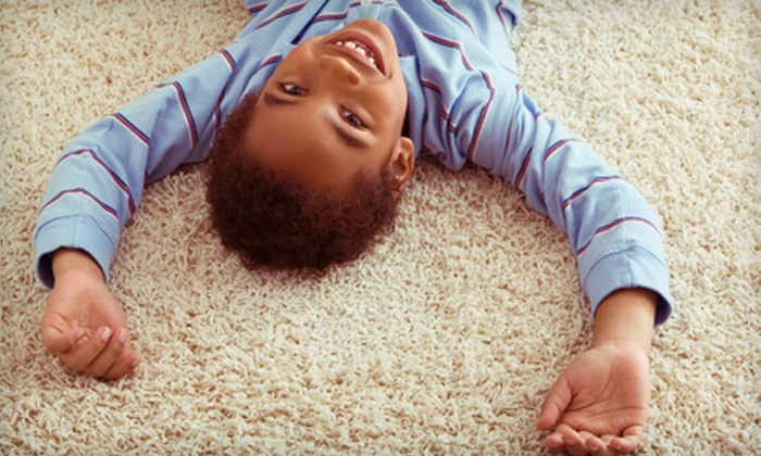 Performance Carpet Cleaning - Columbus: $49 for Carpet Cleaning for Three Rooms from Performance Carpet Cleaning (Up to $110 Value)