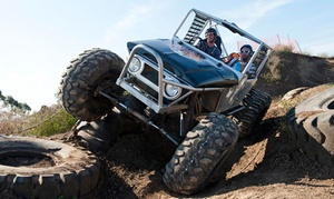Ragged Edge Geelong: Monster Truck 4X4 Experience - Taster ($99), Intro ($179) or Night Drive ($199) at Ragged Edge, Lara (Up to $335 Value)
