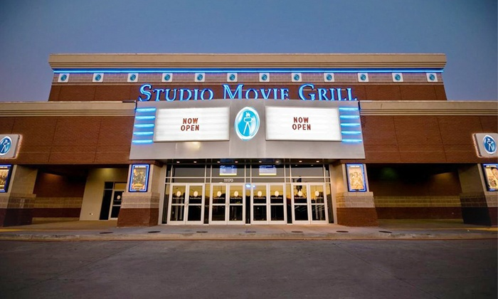 Studio Movie Grill - Arlington: $5 for a Movie Outing with a Ticket at Studio Movie Grill (Up to $10.50 Value)
