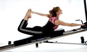 Yoga Trends: $29 for Five Barry Method Yoga-Pilates Classes at Yoga Trends ($100 Value)