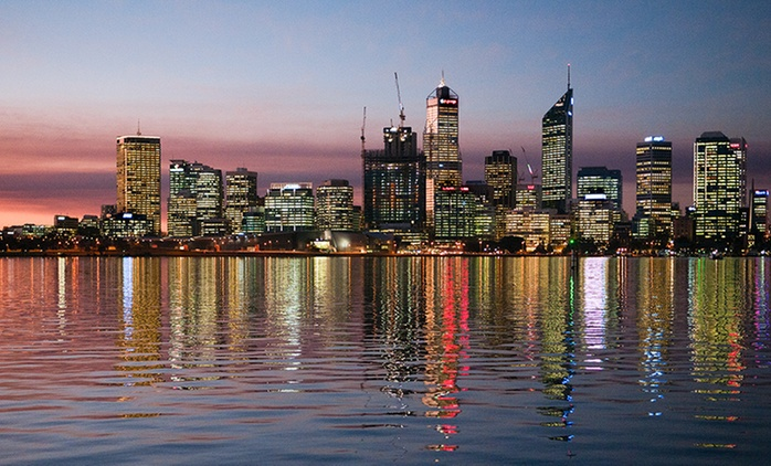 Perth: One or Two Nights for Two with Chocolates and Late Check-Out at Pensione Hotel Perth