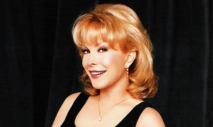 "Barbara Eden - NYCB Theatre at Westbury: ""On the Magic Carpet"" with Barbara Eden at NYCB Theatre at Westbury on August 27 (Up to 53% Off)"