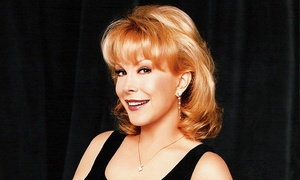 """Barbara Eden: """"On the Magic Carpet"""" with Barbara Eden at NYCB Theatre at Westbury on August 27 (Up to 53% Off)"""
