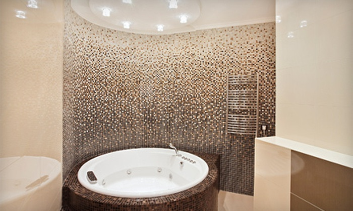 complete bathroom remodeling - home dm remodeling | groupon