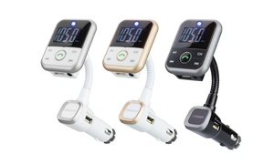 4-in-1 Car Streaming Device