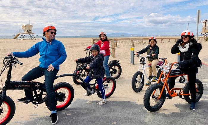Fat Bike Rentals Up To 52 Off Huntington Beach Ca Groupon