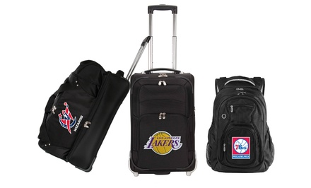 NBA Backpacks and Luggage. Multiple Styles and Teams Available from $39.99–$64.99. Free Returns.