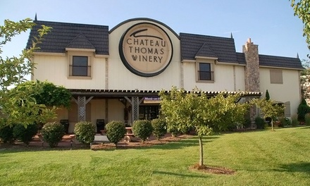 Winery Tour Package for Two or Four at Chateau Thomas Winery (38% Off)