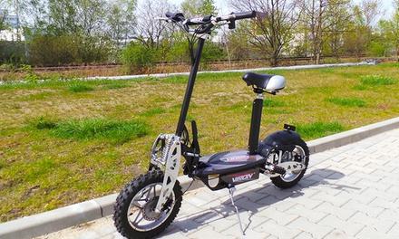 Scooter elettrico E-Scooter 1000W Viron a 399 € con spedizione gratuita (31% di sconto)
