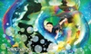 """Gazillion Bubble Show - New World Stages: $39 to See the """"Gazillion Bubble Show"""" at New World Stages (Up to $77.75 Value). 29 Performances Available."""